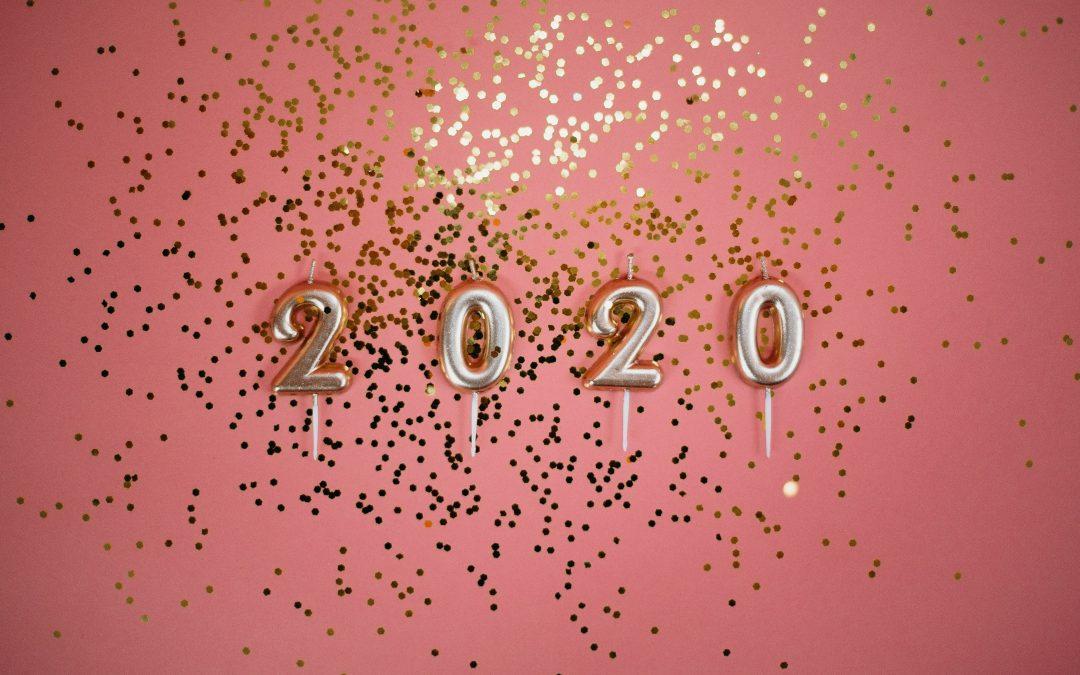 Talarens 10 Nyårslöften för 2020